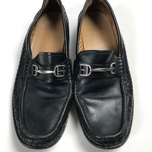 Bally | Men's Leather Loafer | Black Leather |